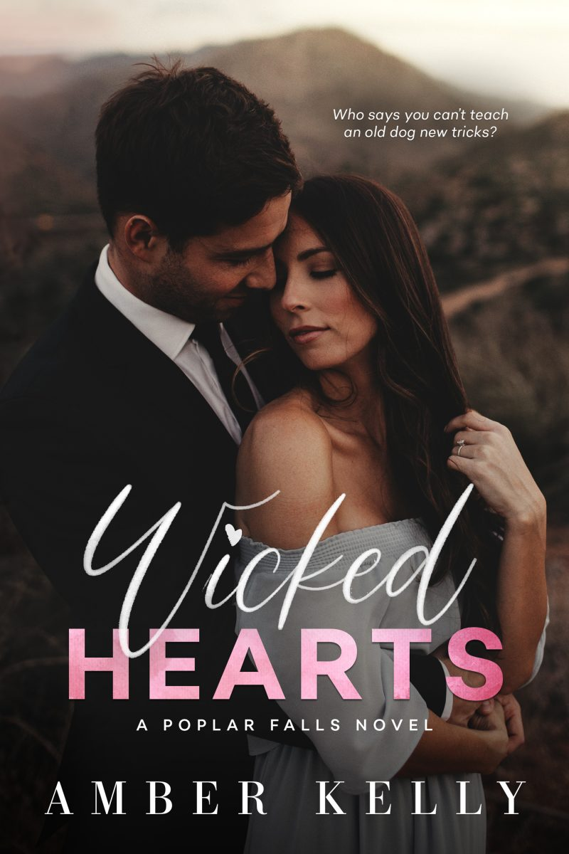 Cover Reveal: Wicked Hearts (Poplar Falls #3) by Amber Kelly