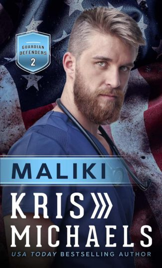 Release Day Blitz: Maliki (Guardian Defenders #2) by Kris Michaels