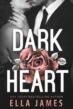 Cover Reveal: Dark Heart by Ella James