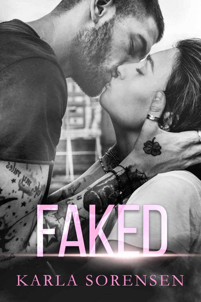 Cover Reveal: Faked by Karla Sorensen