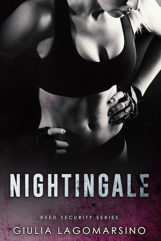 Cover Reveal: Nightingale (Reed Security #24) by Giulia Lagomarsino