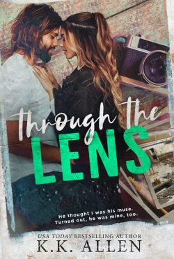 Release Day Blitz & Giveaway: Through the Lens (BelleCurve #3) by KK Allen