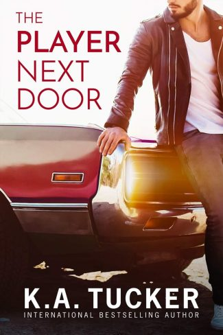 Cover Reveal: The Player Next Door by KA Tucker