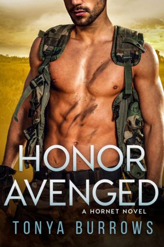 Release Day Blitz: Honor Avenged (Hornet #6) by Tonya Burrows