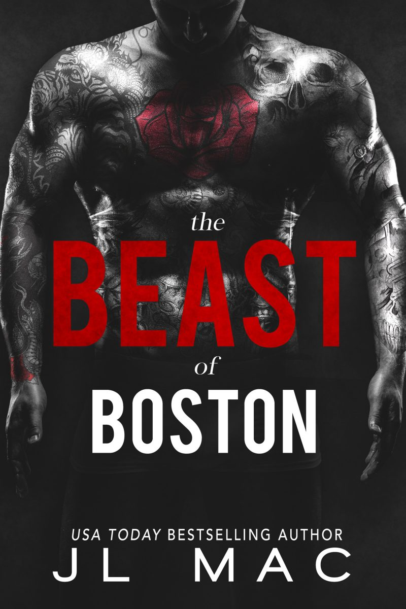 Cover Reveal: The Beast of Boston by JL Mac