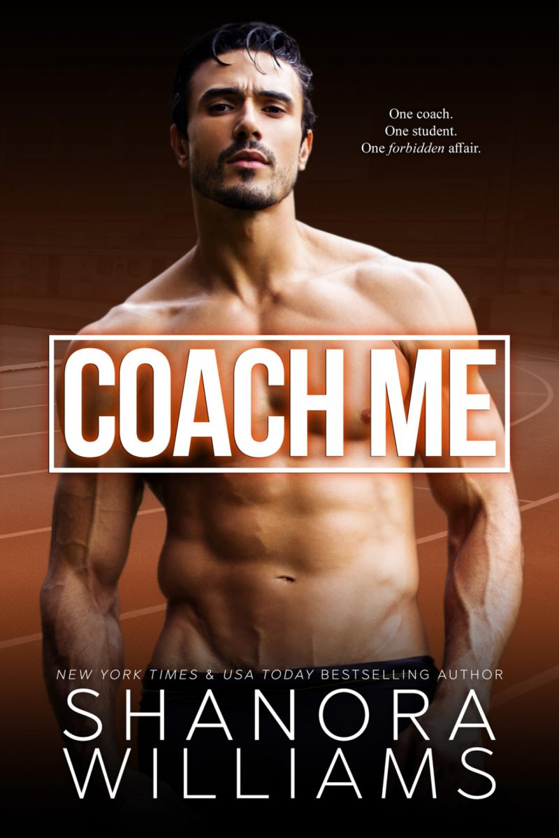 Release Day Blitz: Coach Me by Shanora Williams