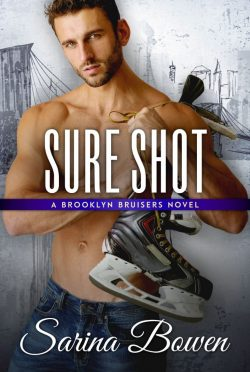 Release Day Blitz: Sure Shot (Brooklyn Bruisers #7) by Sarina Bowen