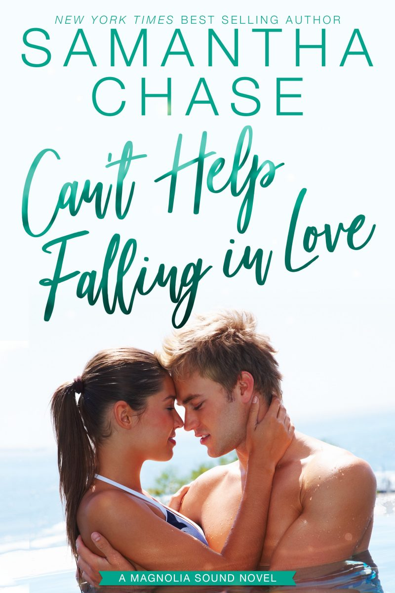 Cover Reveal: Can't Help Falling in Love (Magnolia Sound #5) by Samantha Chase