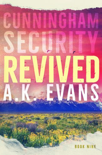 Release Day Blitz: Revived (Cunningham Security #9) by AK Evans