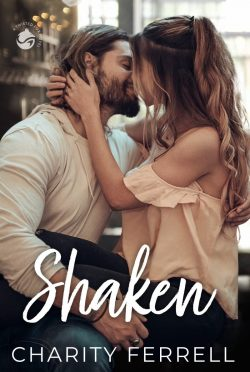 Cover Reveal: Shaken (Twisted Fox #2) by Charity Ferrell