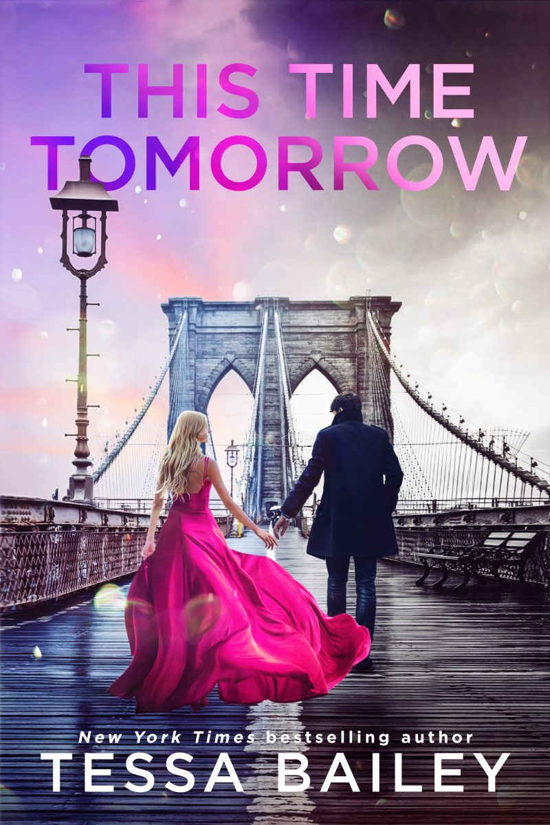 Release Day Blitz: This Time Tomorrow (Phenomenal Fate #2) by Tessa Bailey