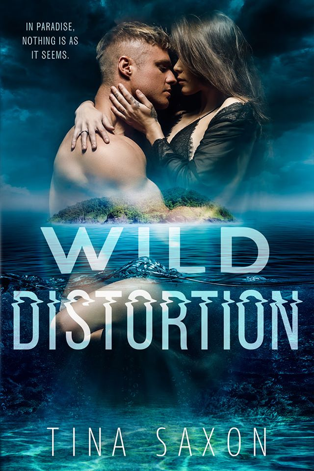 Cover Reveal: Wild Distortion by Tina Saxon
