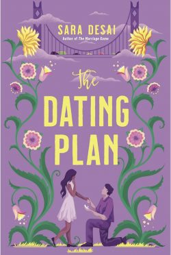 Cover Reveal: The Dating Plan by Sara Desai