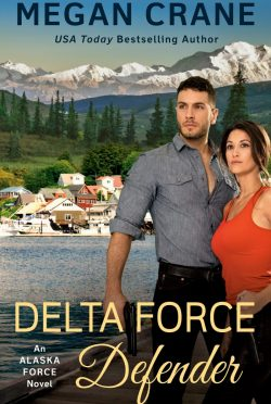 Release Day Blitz: Delta Force Defender (Alaska Force #4) by Megan Crane