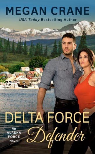 Release Day Blitz: Delta Force Defender (Alaska Force #4) by Megan Crane
