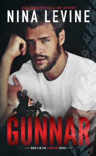 Cover Reveal: Gunnar (Storm MC #9) by Nina Levine