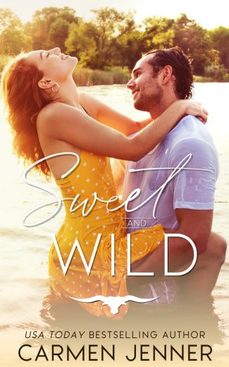 Cover Reveal: Sweet and Wild (Winchester Wild #1) by Carmen Jenner