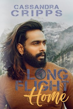 Cover Reveal: Long Flight Home by Cassandra Cripps