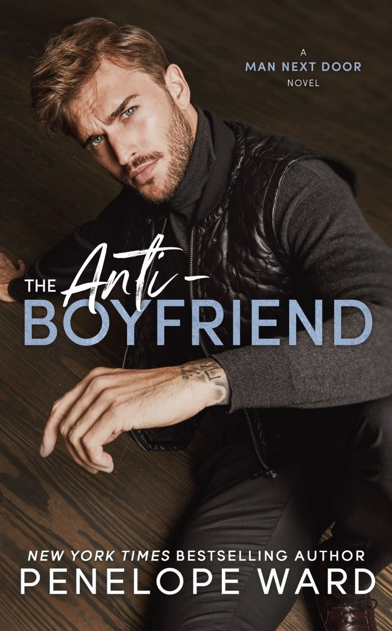Cover Reveal: The Anti-Boyfriend by Penelope Ward