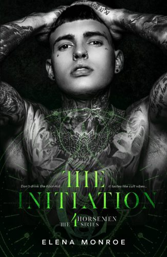 Cover Reveal: The Initiation (The 4Horsemen #1) by Elena Monroe
