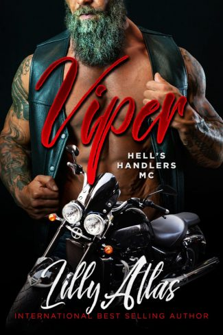 Release Day Blitz & Giveaway: Viper (Hell's Handlers MC #9) by Lilly Atlas