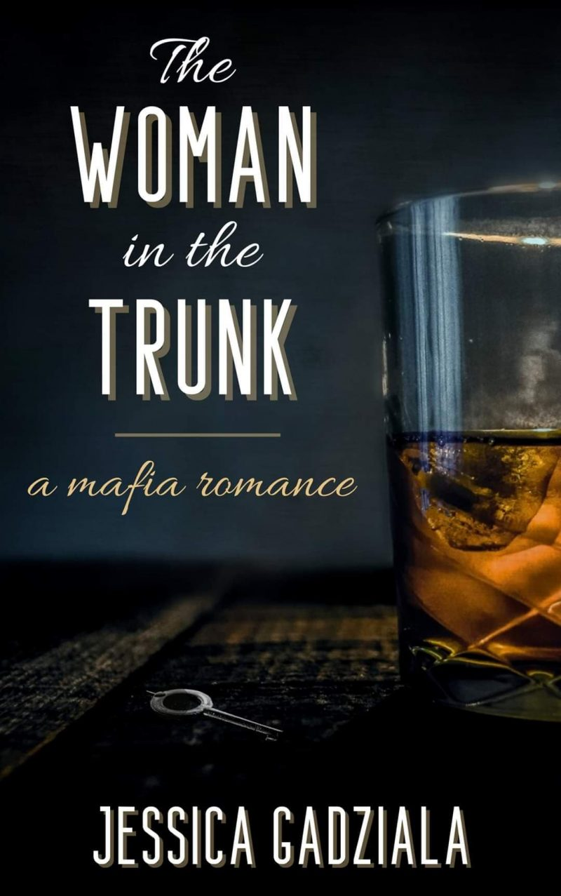 Cover Reveal: The Woman in the Trunk by Jessica Gadziala