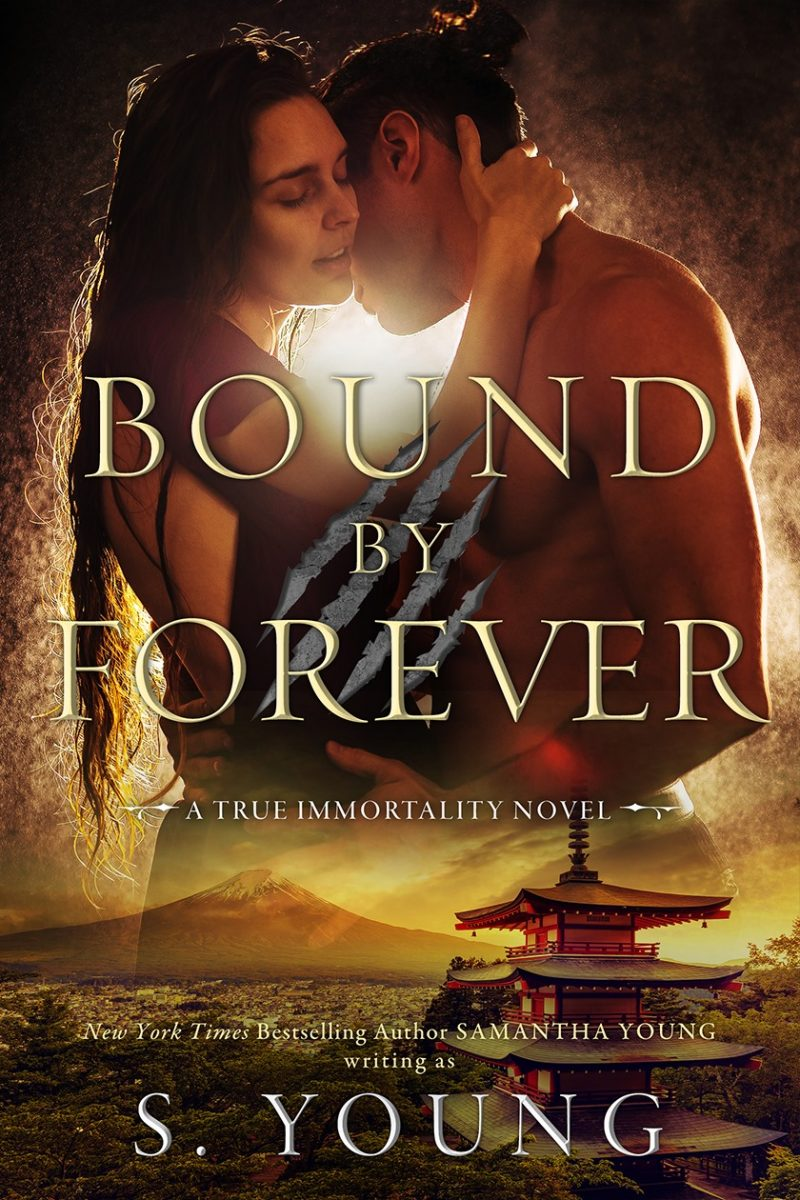 Cover Reveal: Bound by Forever (True Immortality #3) by S Young