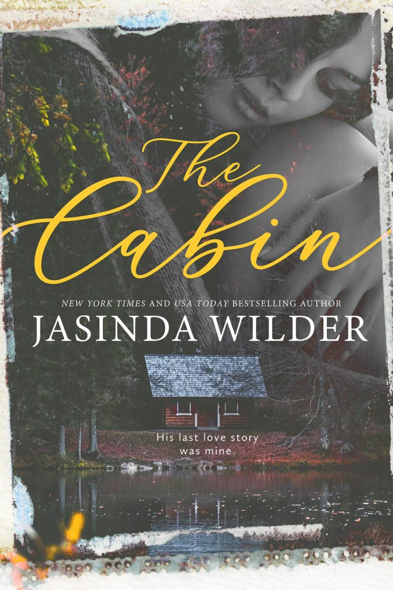 Cover Reveal: The Cabin by Jasinda Wilder