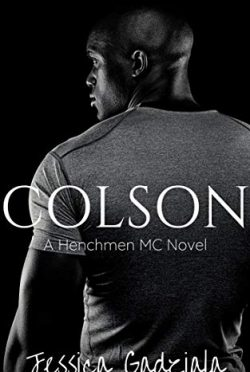 Release Day Blitz: Colson (The Henchmen MC #20) by Jessica Gadziala