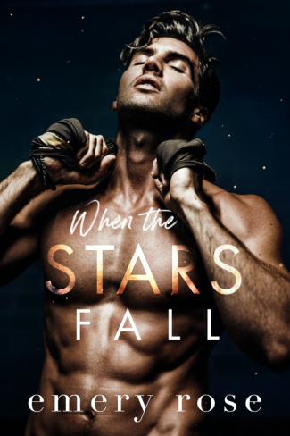 Cover Reveal: When the Stars Fall (Lost Stars #1) by Emery Rose