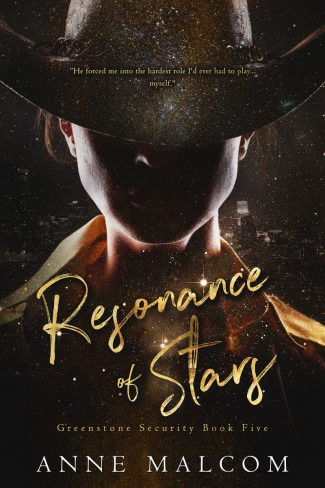 Release Day Blitz: Resonance of Stars (Greenstone Security #5) by Anne Malcom