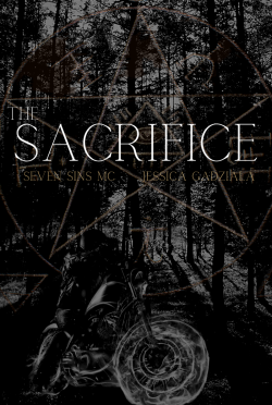 Cover Reveal: The Sacrifice (Seven Sins MC #1) by Jessica Gadziala