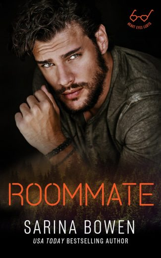 Cover Reveal: Roommate (True North #8) by Sarina Bowen