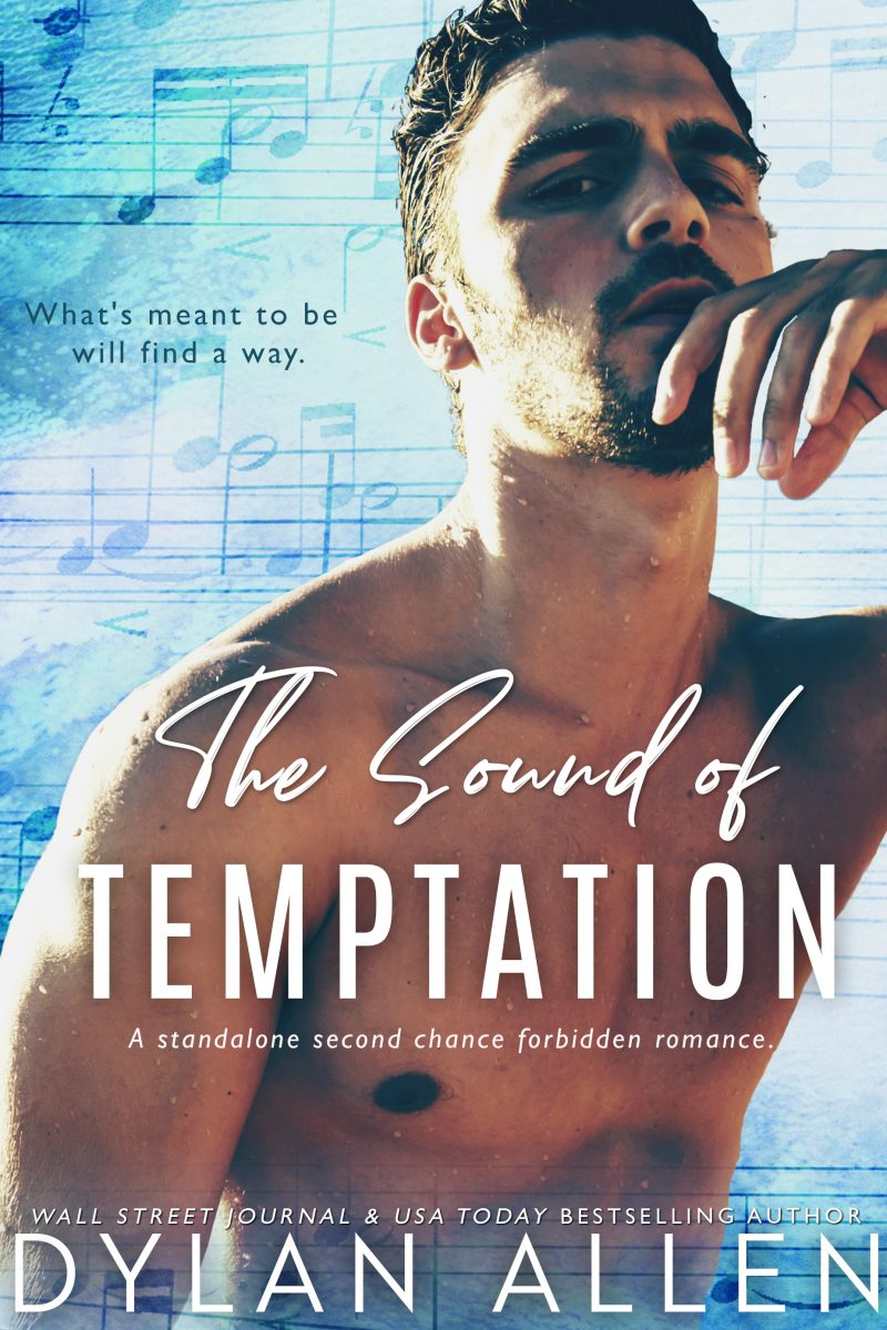 Cover Reveal: The Sounds of Temptation by Dylan Allen