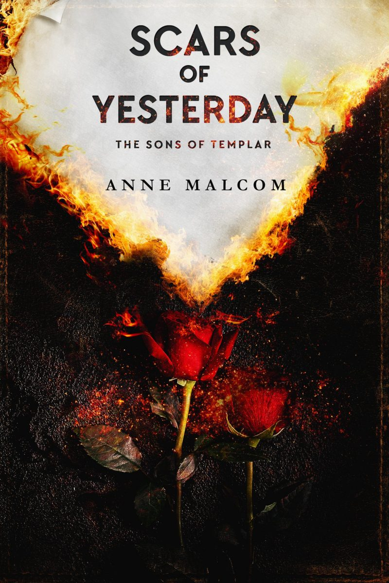 Cover Reveal: Scars of Yesterday (Sons of Templar MC #8) by Anne Malcom