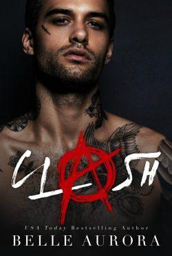 Release Day Blitz: Clash (Left Turn #1) by Belle Aurora
