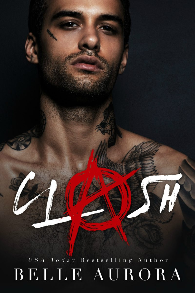 Release Day Blitz: Clash (Left Turn #1) by Belle Aurora