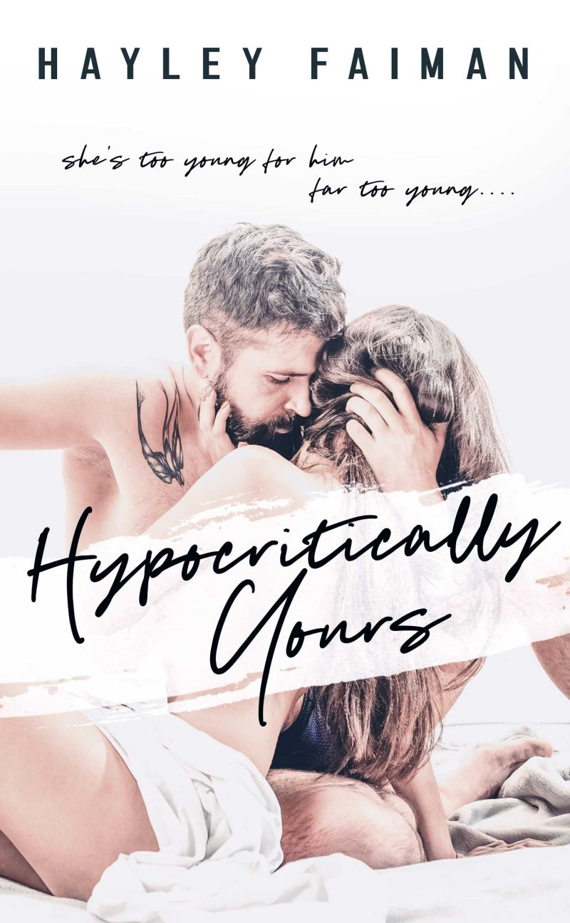 Release Day Blitz: Hypocritically Yours by Hayley Faiman