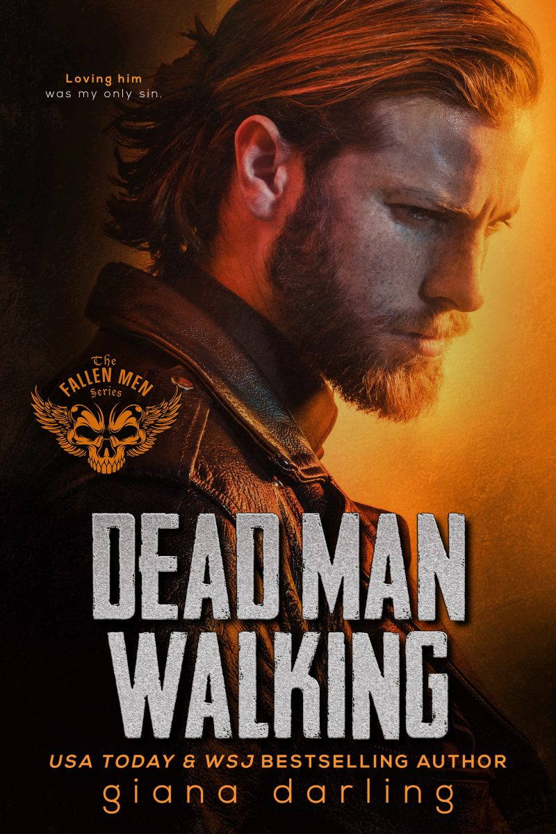 Cover Reveal: Dead Man Walking (The Fallen Men #6) by Giana Darling