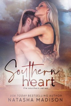 Cover Reveal: Southern Heart (Southern #5) by Natasha Madison