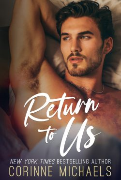 Cover Reveal: Return to Us by Corinne Michaels