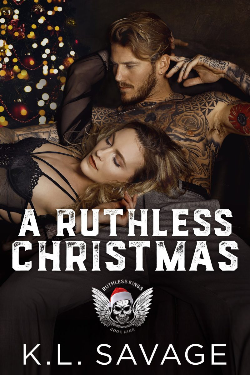 Release Day Blitz: A Ruthless Christmas (Ruthless Kings MC #8.5) by KL Savage
