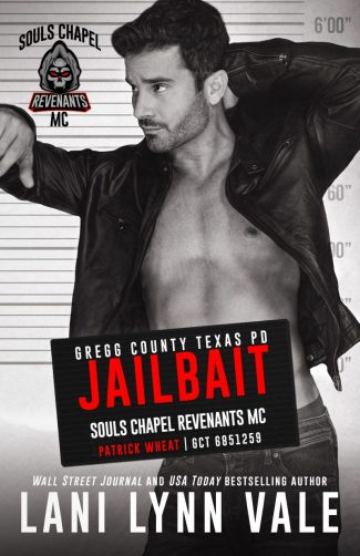 Cover Reveal: Jailbait (Souls Chapel Revenants MC #3) by Lani Lynn Vale