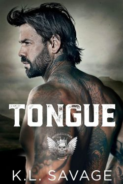 Release Day Blitz: Tongue (Ruthless Kings MC #8) by KL Savage