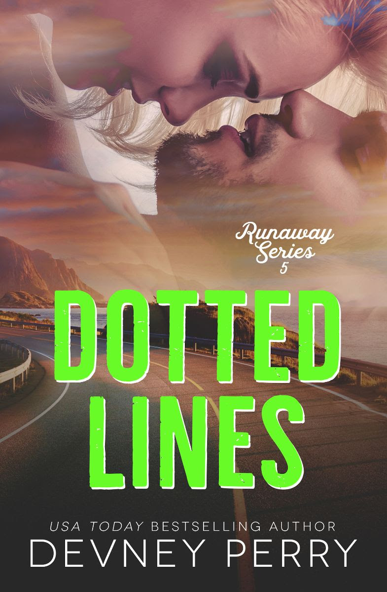 Cover Reveal: Dotted Lines (Runaway #5) by Devney Perry