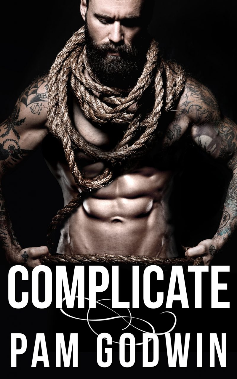 Cover Reveal: Complicate (Deliver #9) by Pam Godwin