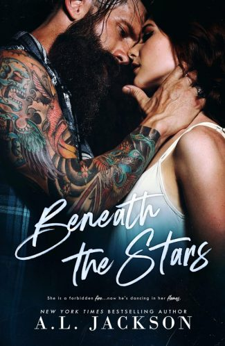 Cover Reveal: Beneath the Stars (Falling Stars #4) by AL Jackson