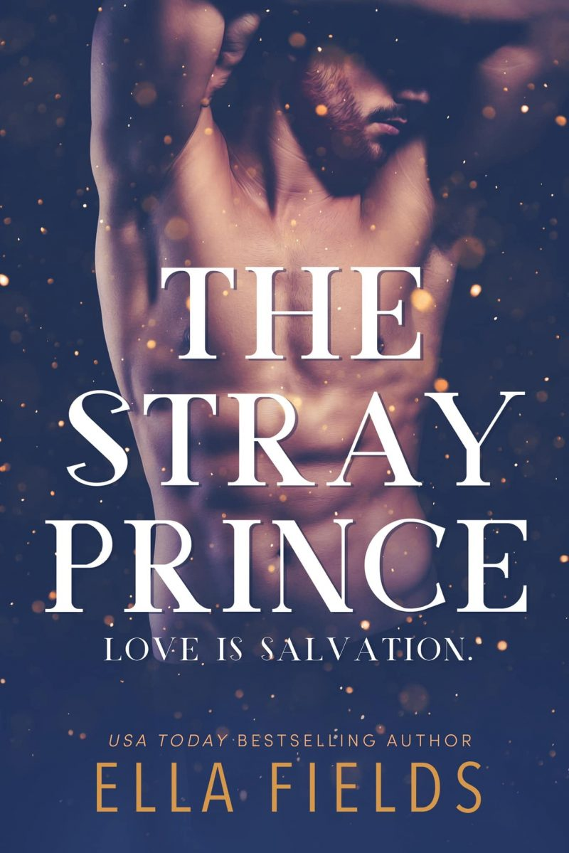 Release Day Blitz: The Stray Prince (Royals #2) by Ella Fields