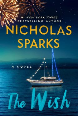 Cover Reveal: The Wish by Nicholas Sparks
