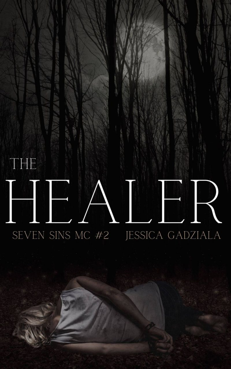 Release Day Blitz: The Healer (Seven Sins MC #2) by Jessica Gadziala